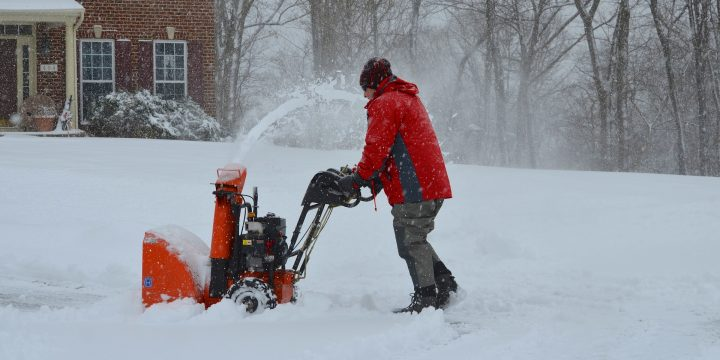 Snow Blower Winterization